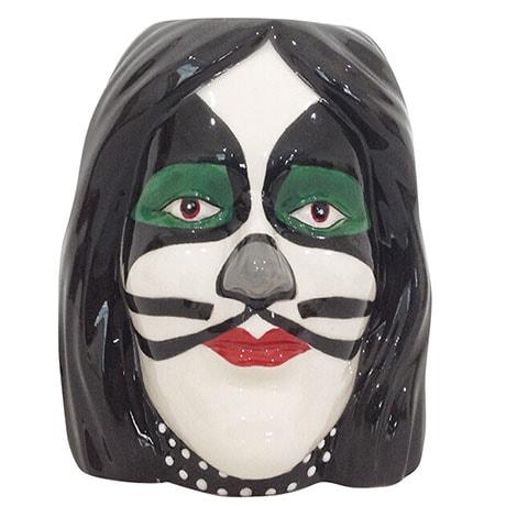 Catman 3D Kiss Ceramic Mugs