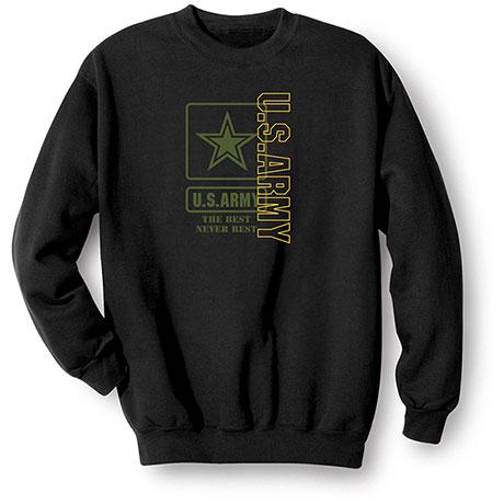 Military Army Sweatshirt