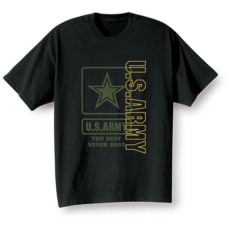 Military Army T-Shirt