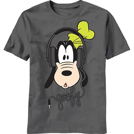 Goofy Music Tee