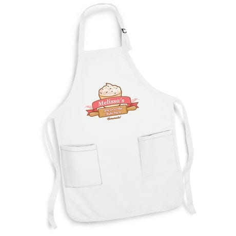 """Personalized """"Your Name"""" Heavenly Kitchen Home Baker Apron"""
