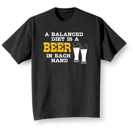 Balanced Diet T-Shirt