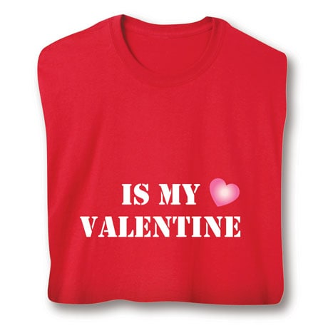 Personalized Valentine Shirts