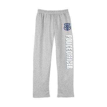 Professions Sweatpants- Police Officer