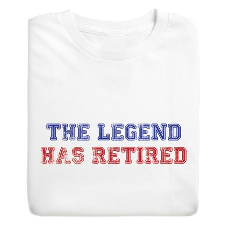Legend Shirts