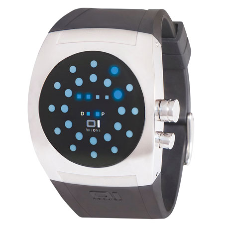 Sleek Led Watch
