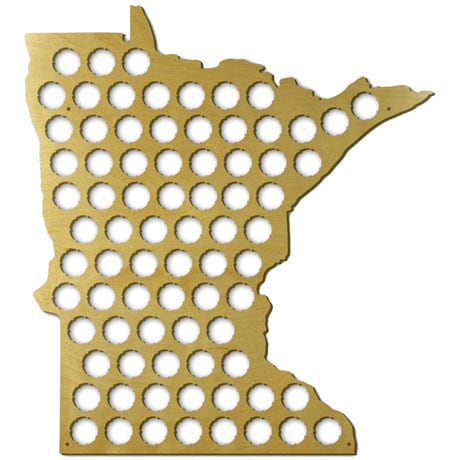 Beer Cap Maps- Specify State