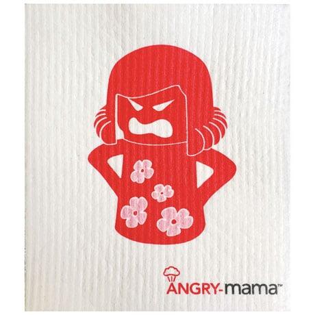 Angry Mama Microwave Reusable Sponge