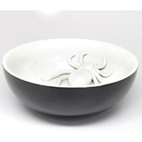 Ceramic Creature Bowl- Spider
