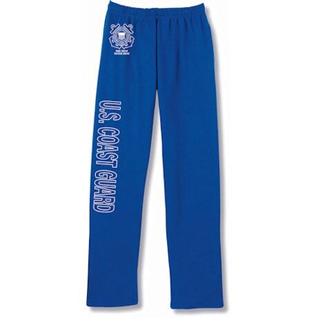 Military Sweatpants - U.S. Coast Guard
