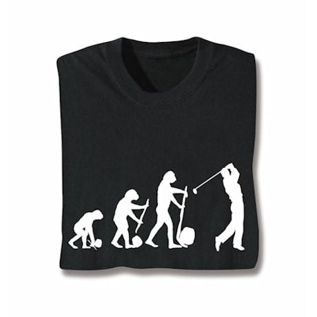 Evolution Of Sport Shirts - Golf