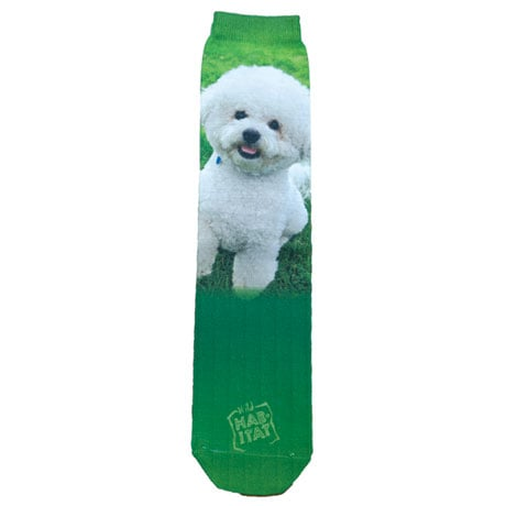 Sublimated Dog Breed Socks