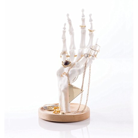 Skeleton Hand Jewelry Holder