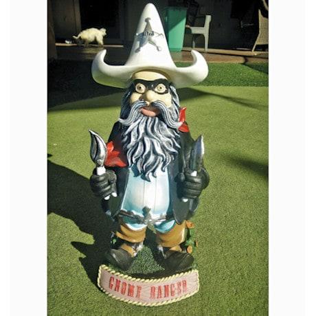 Gnomes On The Range - Gnome Ranger