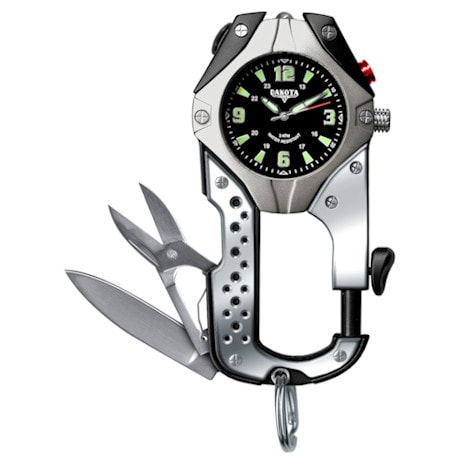 Knife Clip Watch