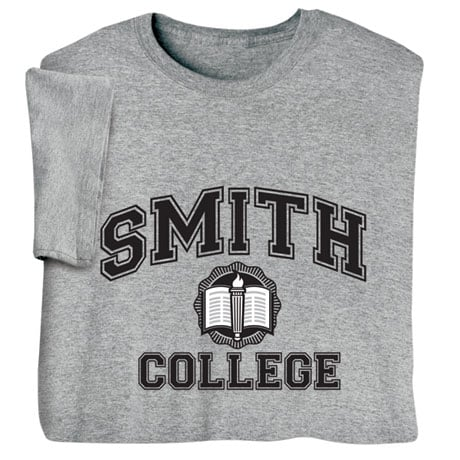 "Personalized ""Your Name"" College Shirt"