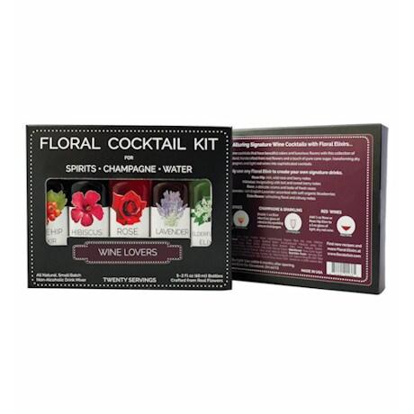 Floral Elixir Wine Lovers Kit