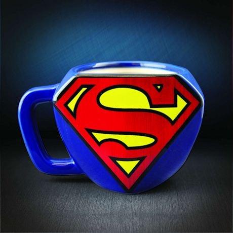 Comics Superman Ceramic 12 oz Coffee Mug