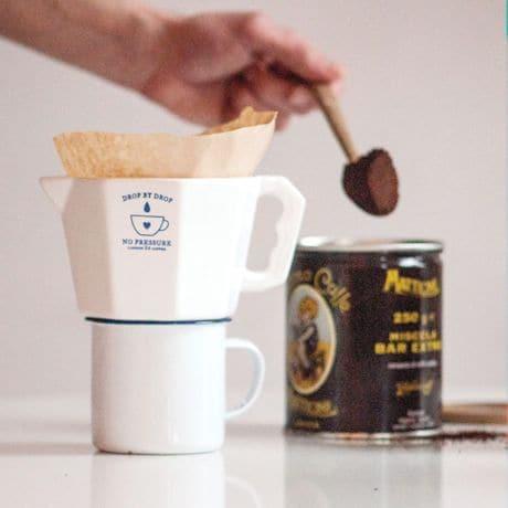 No-Pressure Coffee Dripper