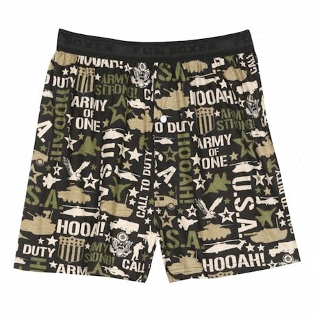 Army Icons Boxer