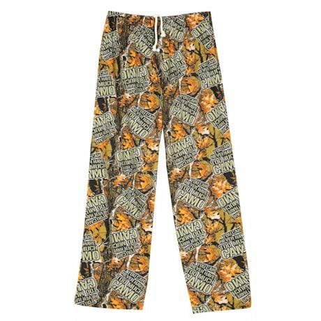 Never Too Much Camo Lounge Pants