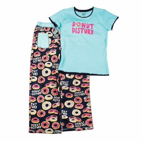 Donut Disturb Sleep Shirt