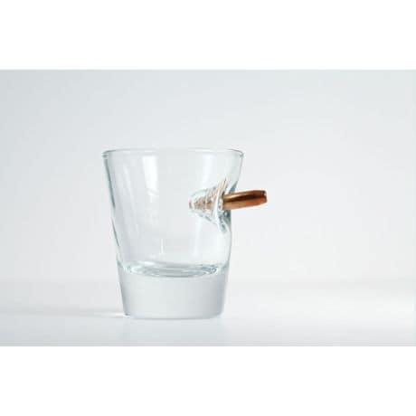 Bulletproof Shot Glass