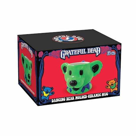 Grateful Dead Dancing Bear Mug