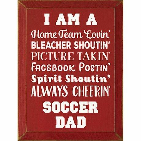 Personalized Fan Plaque