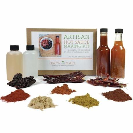 Artisan DIY Hot Sauce Kit