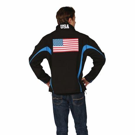 International Softshell Jackets - USA