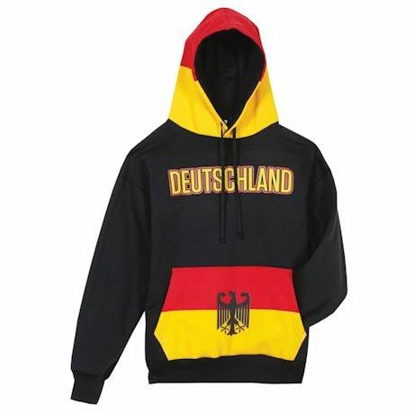 International Flag Hoodies - Germany