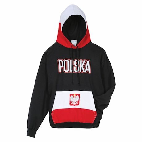 International Flag Hoodies - Poland