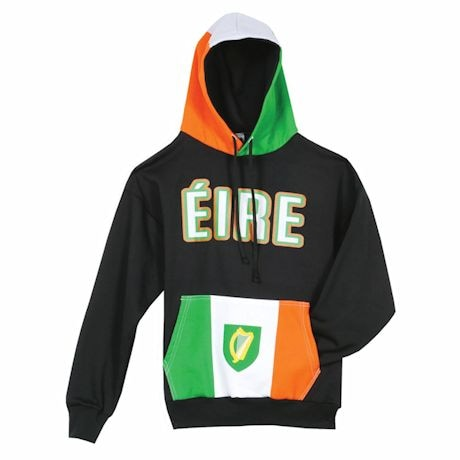 International Flag Hoodies- Ireland