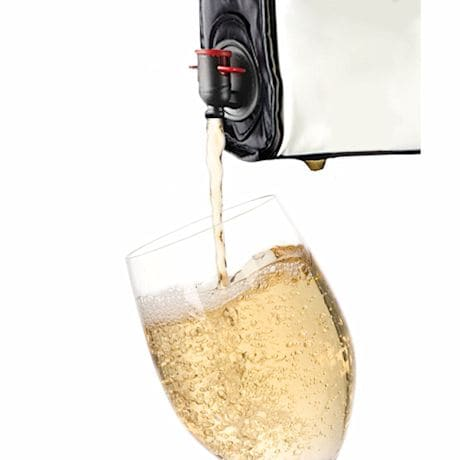 Cat Wine Box Purse