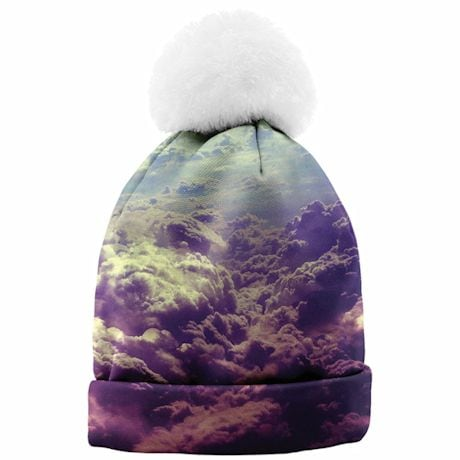 Photo-Real Beanies - Clouds