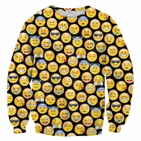Emojicon Sweatshirt