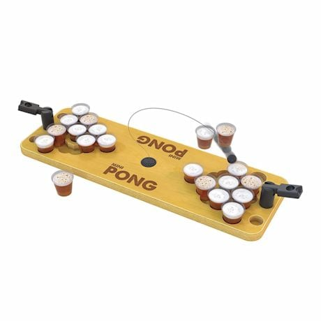 Tabletop Mini Beer Pong