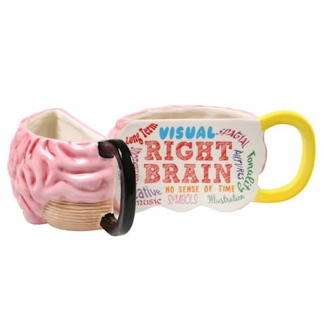 Brilliant Brain Mug Set