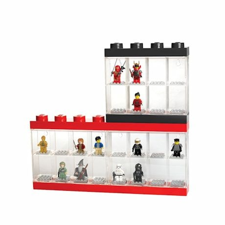 Lego Minifigure Display 16 Cases