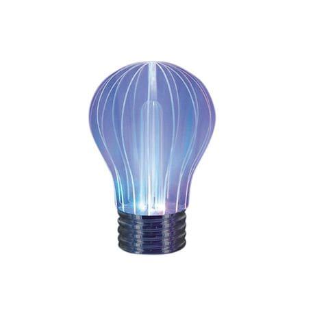 Polychrome Color-Changing LED Light Bulb Lamp