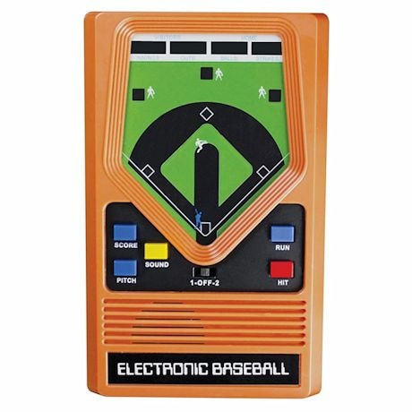 Electronic Hand-Held Sports Games - Baseball