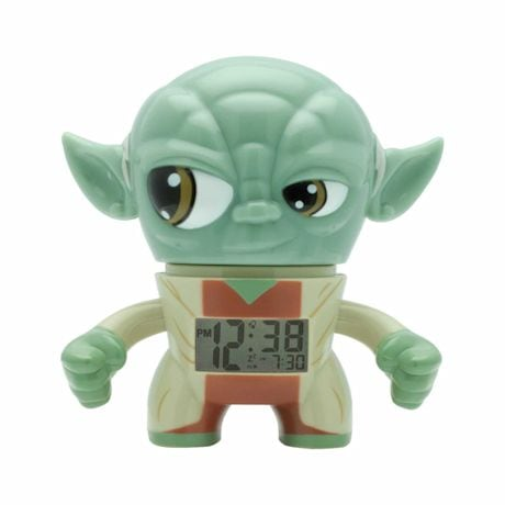 Star Wars® Alarm Clock Nightlight - Yoda