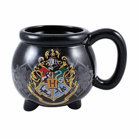 Hogwarts Cauldron Mug