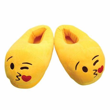 Emojicon Wink Slippers
