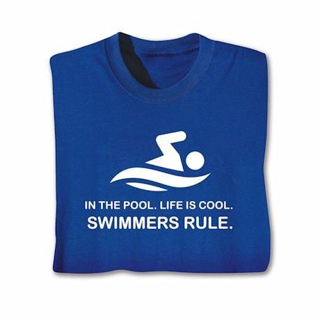 Recreation Swimming T-Shirt
