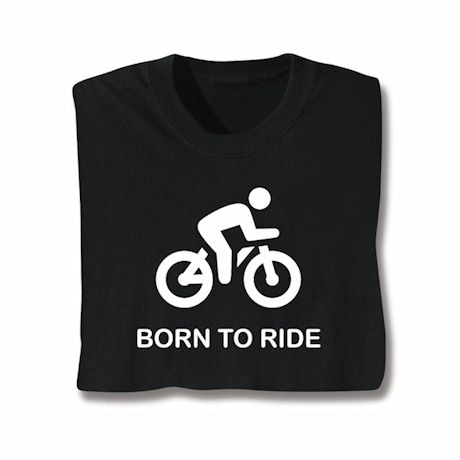 Recreation Biking T-Shirt