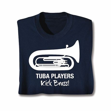 Tuba Players T-Shirt