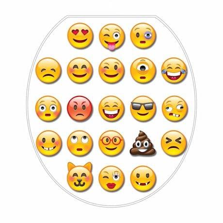 Emoji Toilet Tattoo