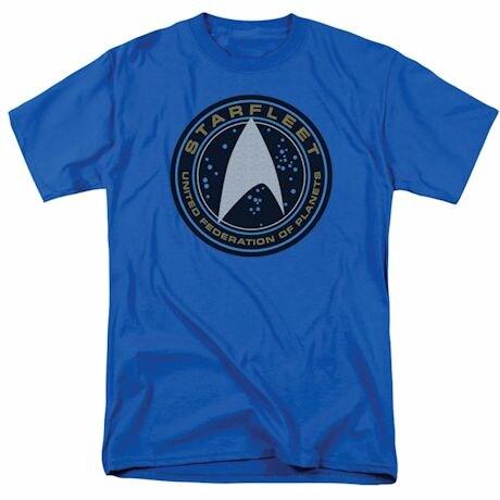 Star Trek Beyond Starfleet Tee